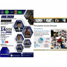 HMM-FT UTU Gelar Webinar Nasional dan Expo Mechanical Engineering
