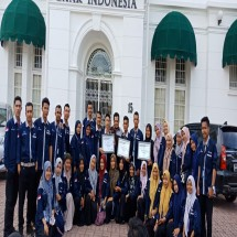GenBI UTU Raih Golden Ticket Leadership Camp Nasional di Bogor