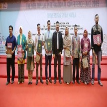 Dosen UTU Raih Best Paper Award di Ajang International Conference