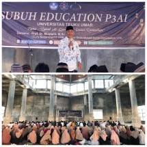 Prof. Mustanir Ulas Fungsi Masjid di Program 'Subuh Education' UTU